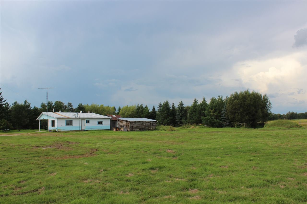 Main Photo: 26316 TWP RD 620: Rural Westlock County House for sale : MLS®# E4169601