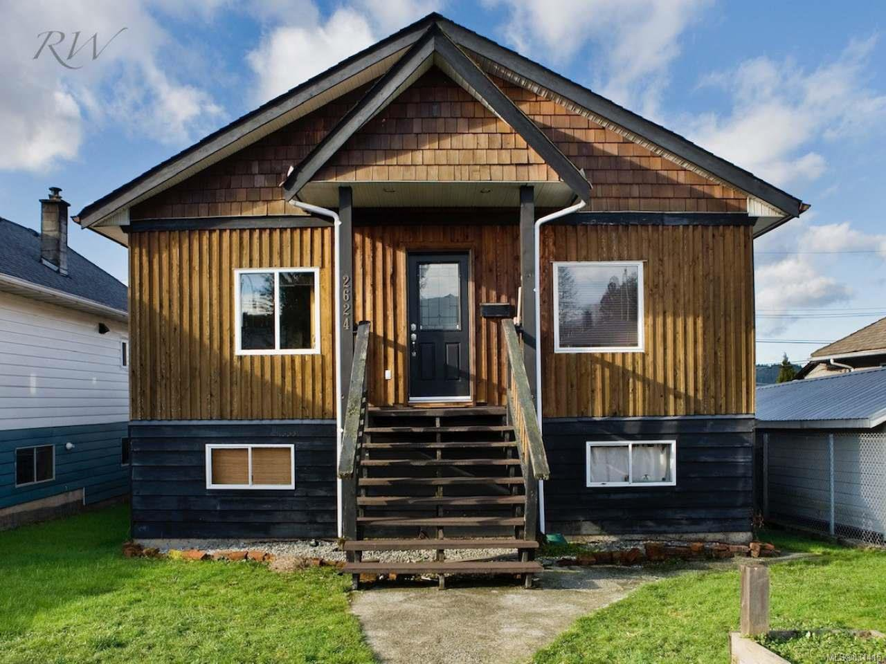 Main Photo: 2624 5th Ave in PORT ALBERNI: PA Port Alberni House for sale (Port Alberni)  : MLS®# 831415