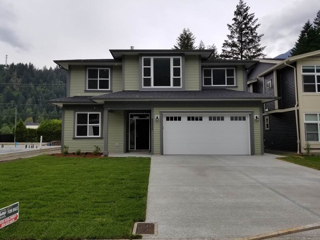 "Main Photo: 65535 SKYLARK Lane in Hope: Hope Kawkawa Lake House for sale in ""Wildflowers on Skylark Lane"" : MLS®# R2441174"