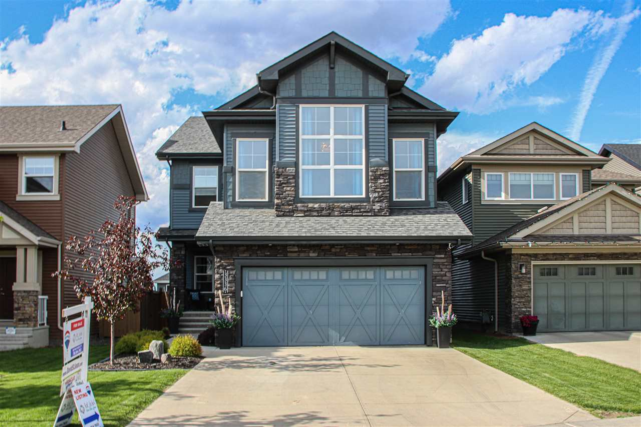 Main Photo: 3336 WEIDLE Way in Edmonton: Zone 53 House for sale : MLS®# E4199954