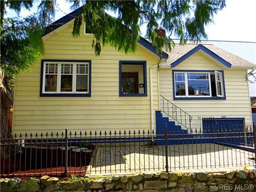 Main Photo: 1009 Tolmie Avenue in VICTORIA: Vi Mayfair Single Family Detached for sale (Victoria)  : MLS®# 322038