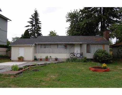 Main Photo: 2274 WELCHER Avenue in Port Coquitlam: Central Pt Coquitlam House for sale : MLS®# V776621