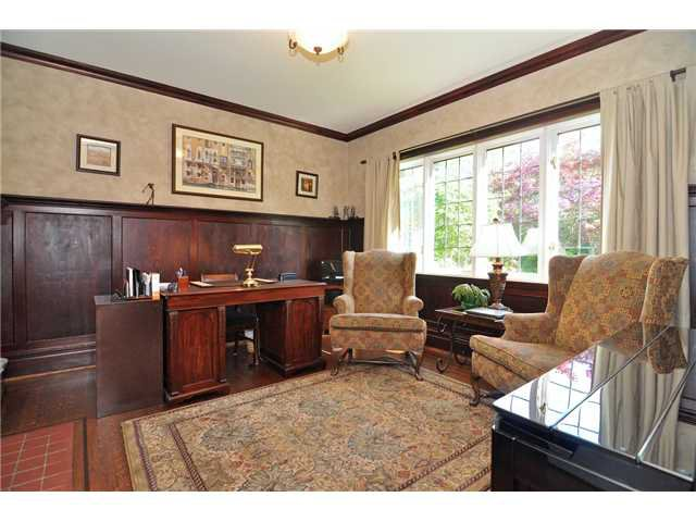 Photo 10: Photos: 1749 W 38TH Avenue in Vancouver: Shaughnessy House  (Vancouver West)  : MLS®# V1068329