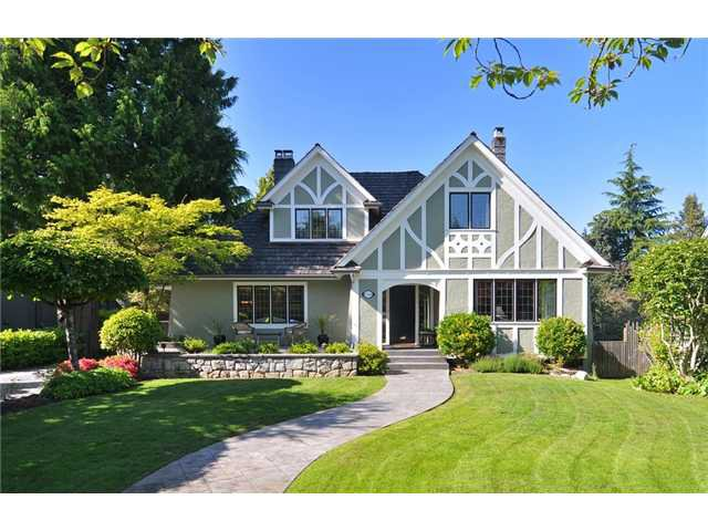 Photo 1: Photos: 1749 W 38TH Avenue in Vancouver: Shaughnessy House  (Vancouver West)  : MLS®# V1068329