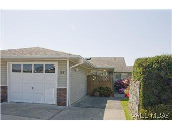 Photo 1: Photos: 53 4125 interurban Road in VICTORIA: SW Northridge Residential for sale (Saanich West)  : MLS®# 293909