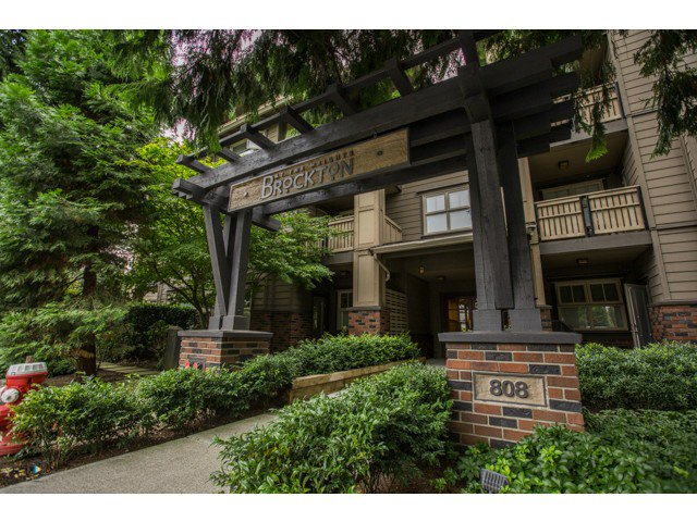 Main Photo: # 102 808 SANGSTER PL in New Westminster: The Heights NW Condo for sale : MLS®# V1080330