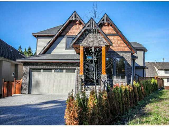 Main Photo: 11151 in surrey: Fraser Heights House for sale (Surrey)  : MLS®#  F1424630