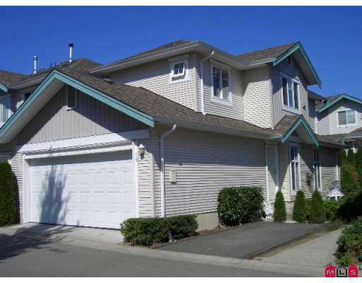 """Main Photo: 6747 137TH Street in Surrey: East Newton Townhouse for sale in """"Primrose Lane"""" : MLS®# F2620760"""