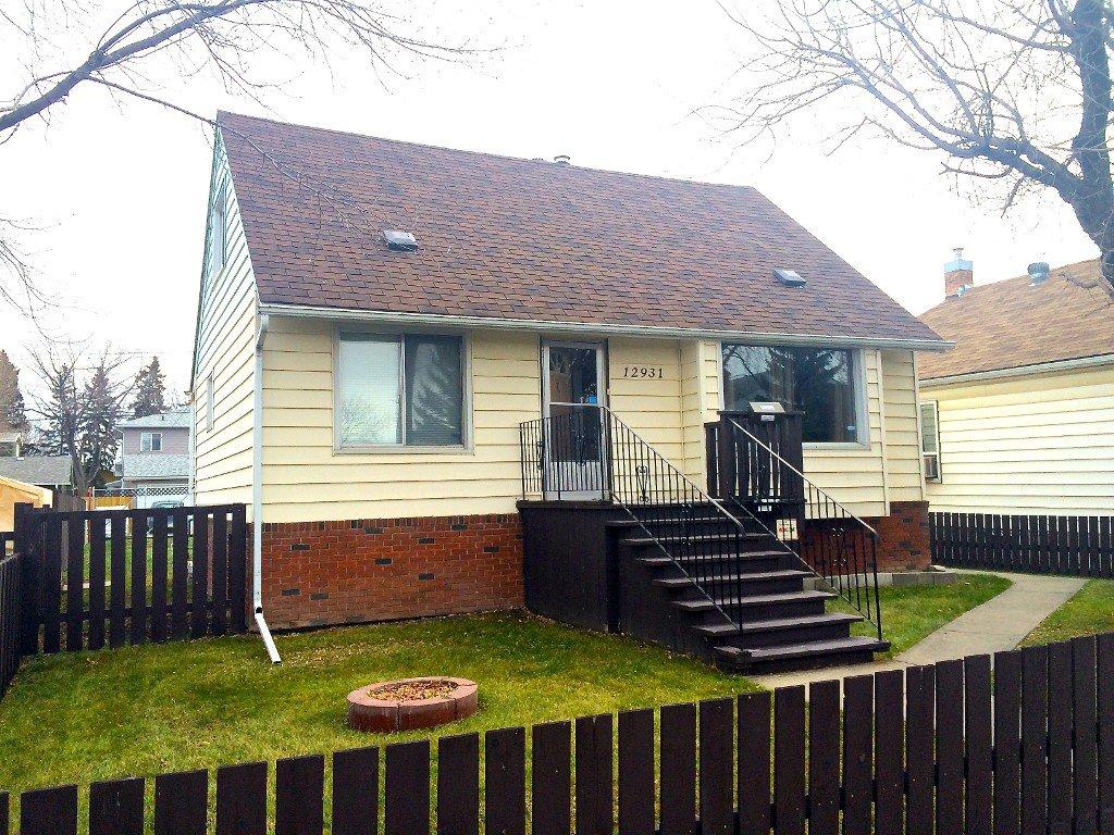 Main Photo: 12931 - 121 Street: Edmonton House for sale : MLS®# e3437923