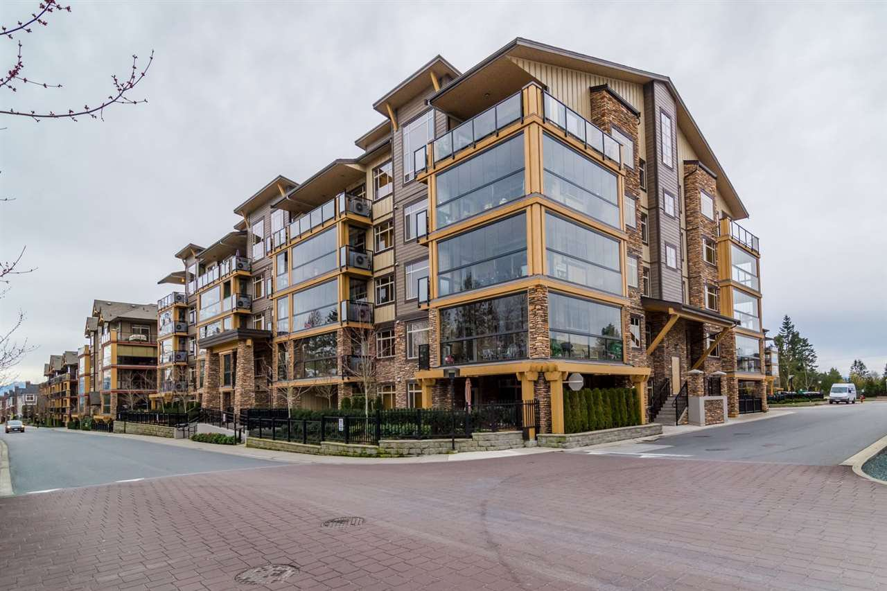 Main Photo: 204 8258 207A STREET in Langley: Willoughby Heights Condo for sale : MLS®# R2041625