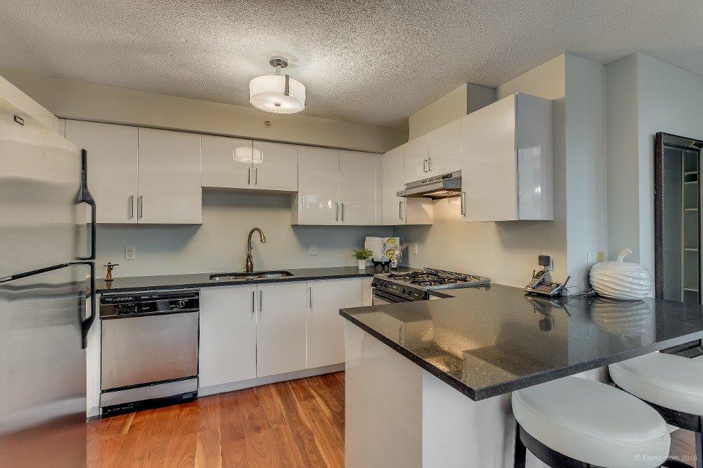 Photo 8: Photos: 1405 1238 Richards Street in Vancouver: Condo  : MLS®# R2077244