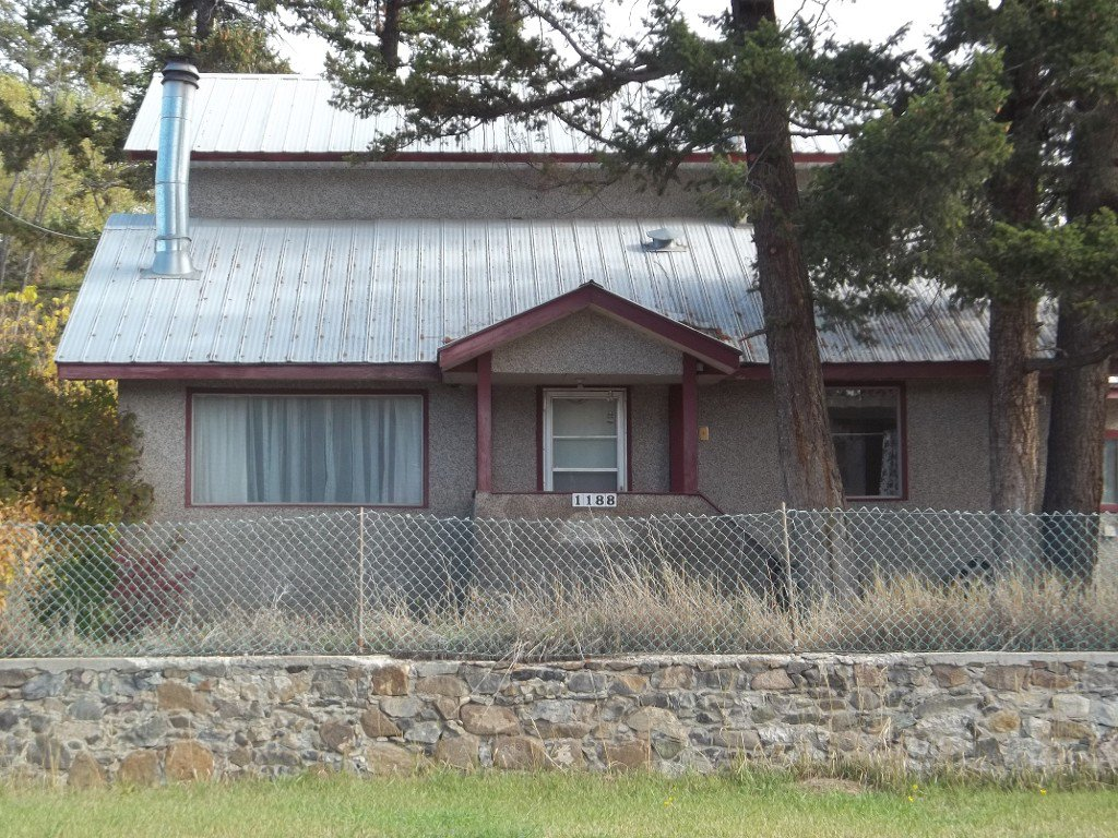 Main Photo: 1188 N Second Avenue in Williams Lake: Williams Lake - City House  (BCNREB)  : MLS®# R2004991