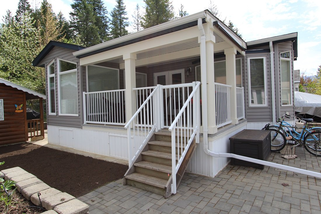 Photo 12: Photos: 175 3980 Squilax Anglemont Road in Scotch Creek: North Shuswap Manufactured Home for sale (Shuswap)  : MLS®# 10159462