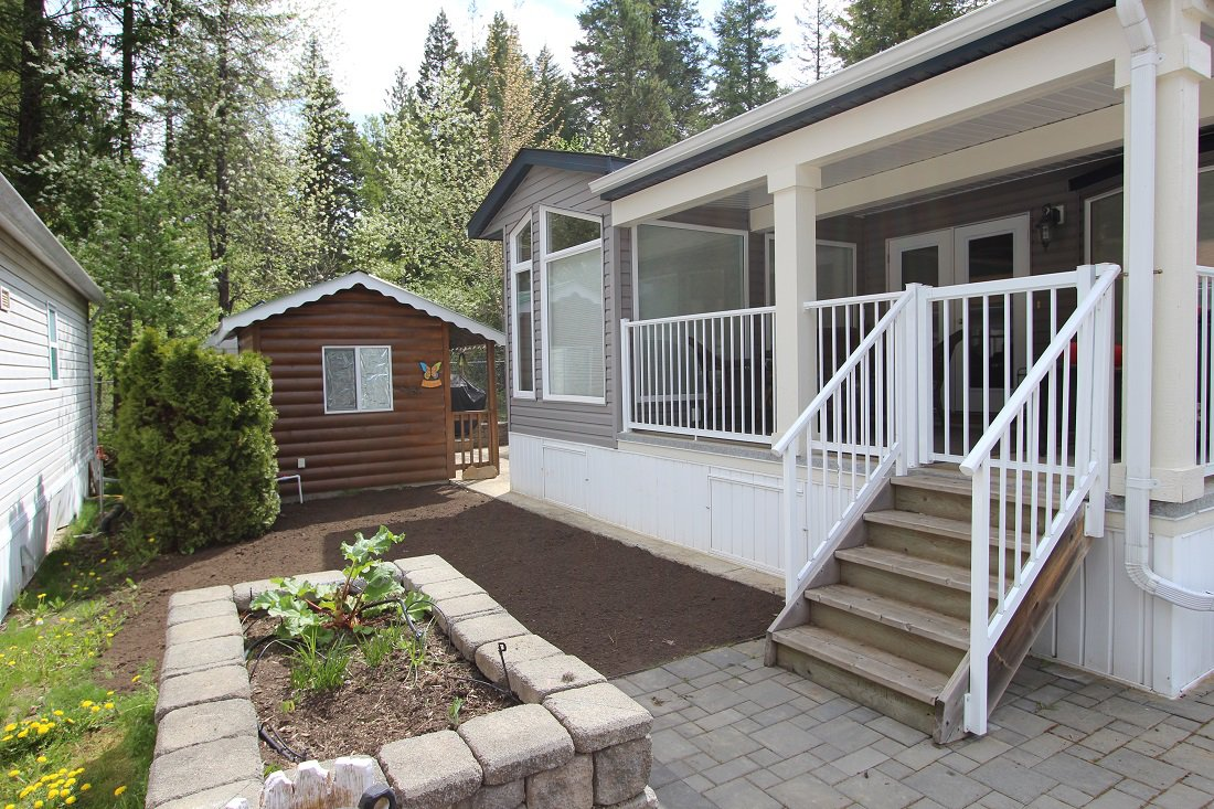 Photo 13: Photos: 175 3980 Squilax Anglemont Road in Scotch Creek: North Shuswap Manufactured Home for sale (Shuswap)  : MLS®# 10159462