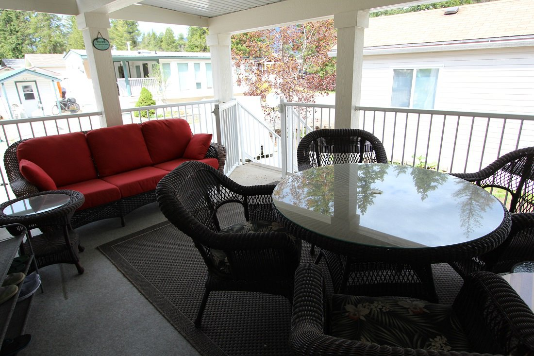 Photo 14: Photos: 175 3980 Squilax Anglemont Road in Scotch Creek: North Shuswap Manufactured Home for sale (Shuswap)  : MLS®# 10159462