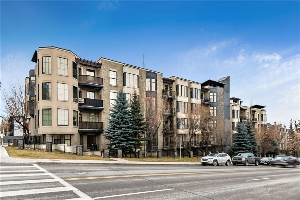 Main Photo: 107 2307 14 Street SW in Calgary: Bankview Apartment for sale : MLS®# C4275526
