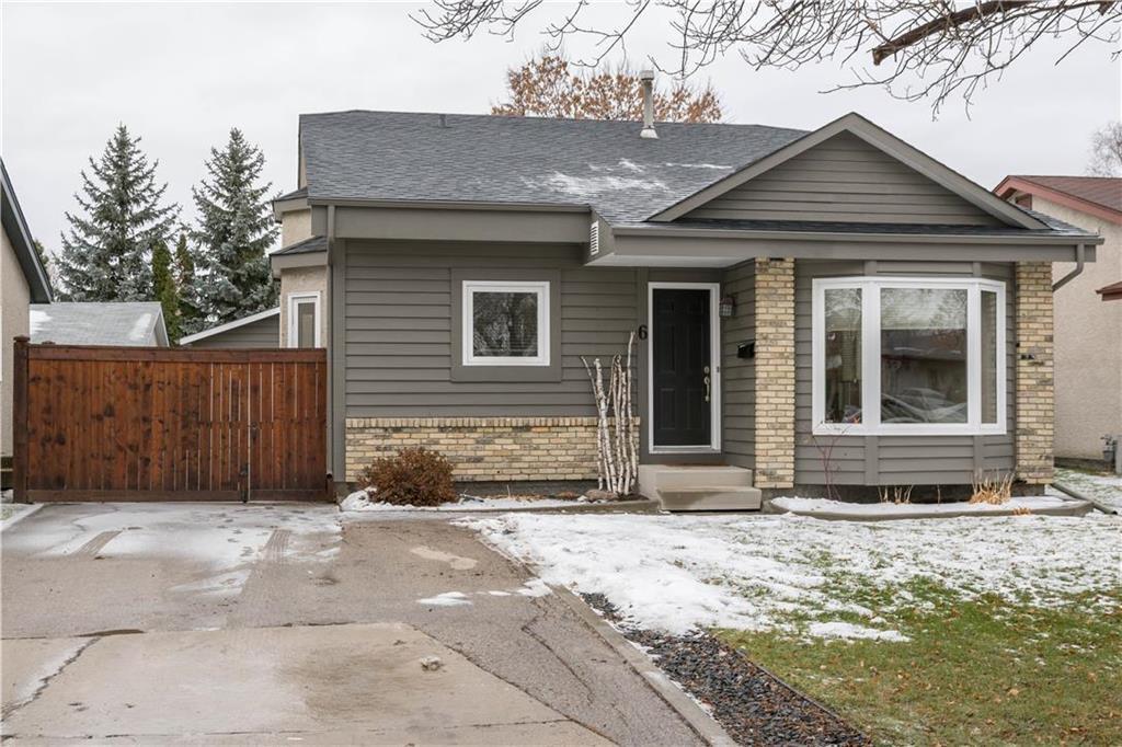 Main Photo: 6 Tomkins Bay in Winnipeg: All Season Estates Residential for sale (3H)  : MLS®# 1931854