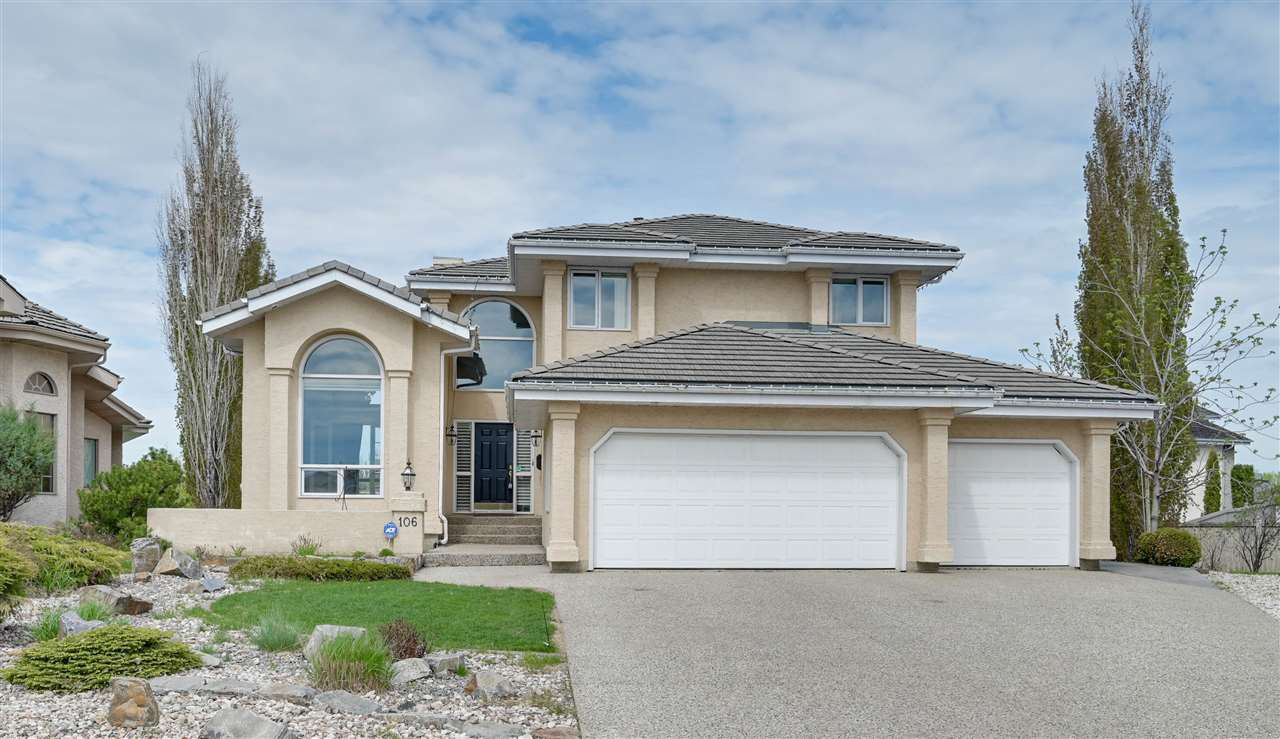 Main Photo: 106 TWIN BROOKS Cove in Edmonton: Zone 16 House for sale : MLS®# E4197918