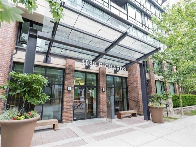 "Main Photo: 803 1088 RICHARDS Street in Vancouver: Yaletown Condo for sale in ""Richards Living"" (Vancouver West)  : MLS®# R2470224"