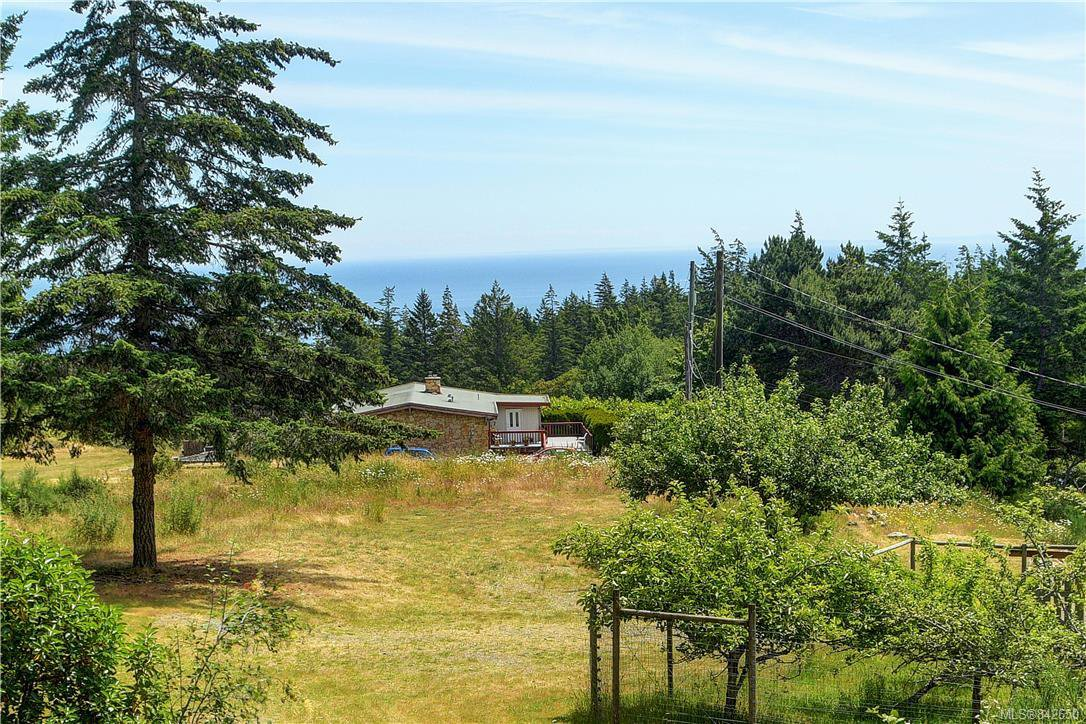 Main Photo: 5046 Rocky Point Rd in Metchosin: Me Rocky Point Single Family Detached for sale : MLS®# 842650