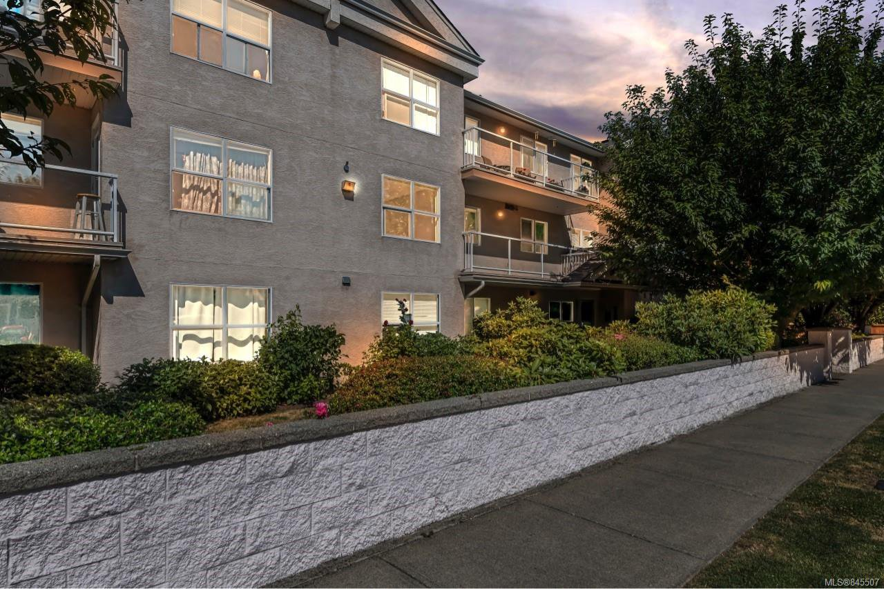Main Photo: 202 321 McKinstry Rd in : Du East Duncan Condo Apartment for sale (Duncan)  : MLS®# 845507