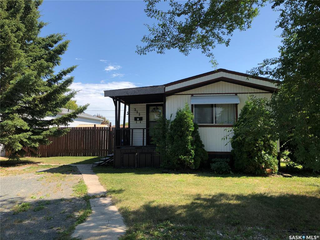 Main Photo: 222 13th Street in Humboldt: Residential for sale : MLS®# SK821494