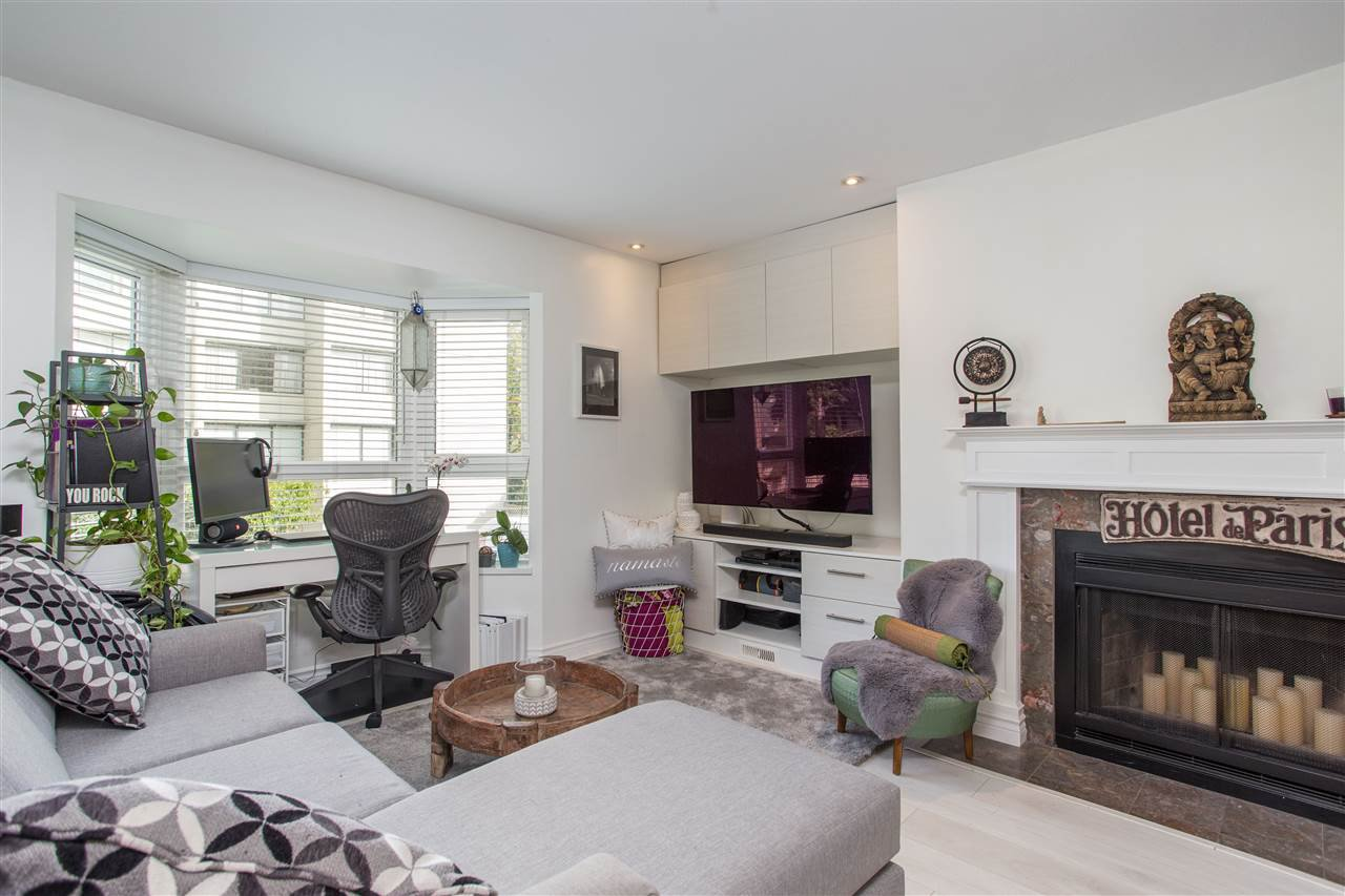 Main Photo: 205 1835 BARCLAY Street in Vancouver: West End VW Condo for sale (Vancouver West)  : MLS®# R2509243