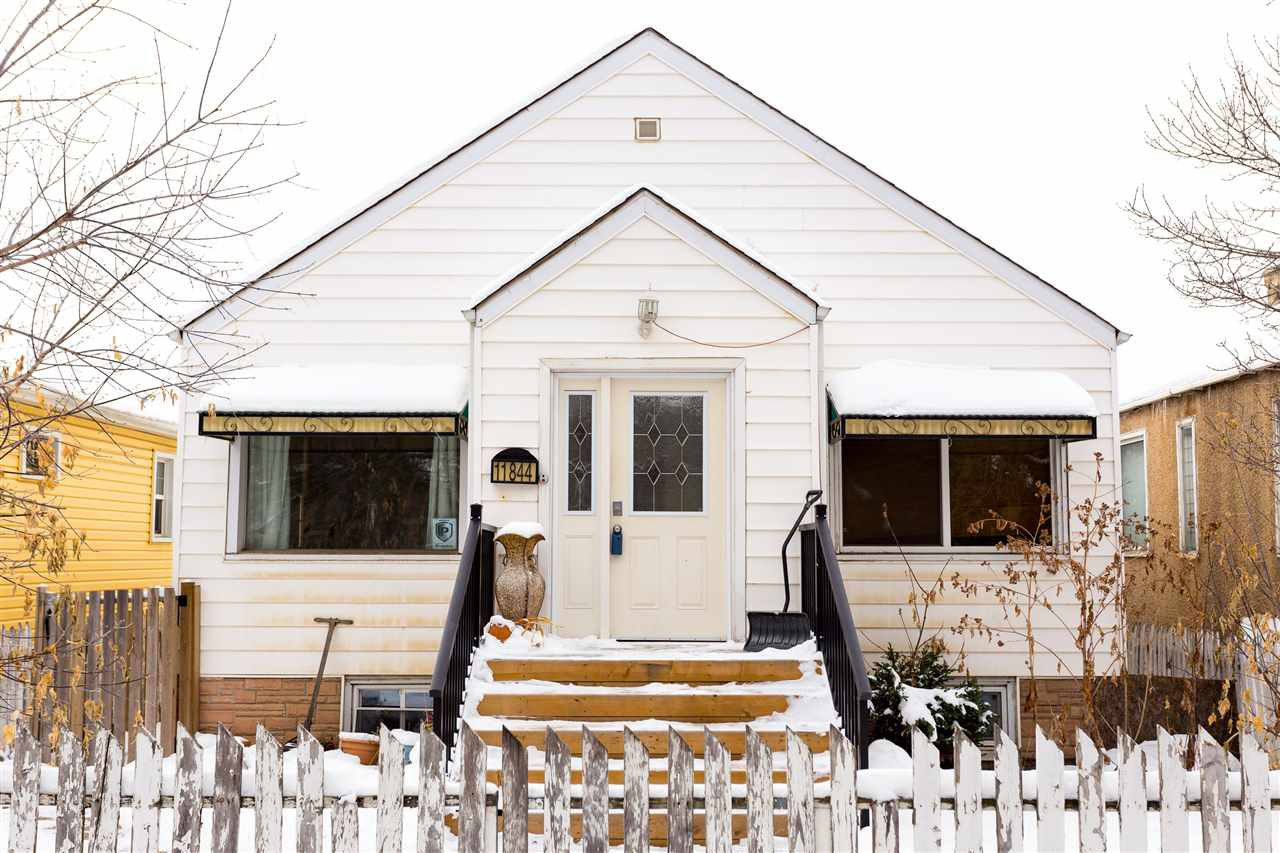 Main Photo: 11844 79 Street in Edmonton: Zone 05 House for sale : MLS®# E4221778