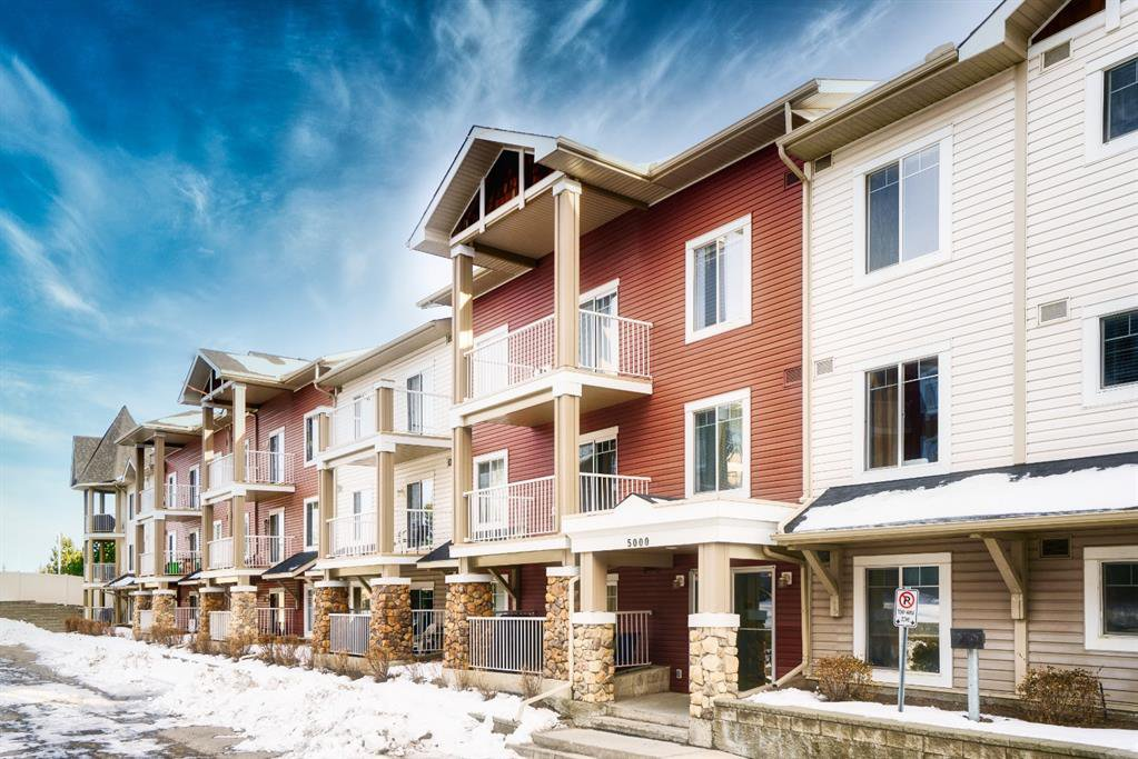 Main Photo: 5108 70 Panamount Drive NW in Calgary: Panorama Hills Apartment for sale : MLS®# A1057254
