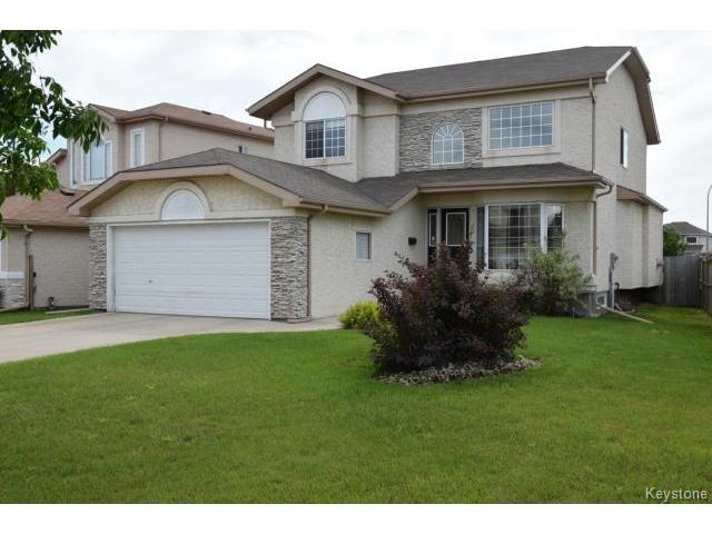 Main Photo: 2 Tilstone Bay in WINNIPEG: St Vital Residential for sale (South East Winnipeg)  : MLS®# 1416435