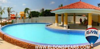 Playa Serena, Gorgona real estate - Pool & social area