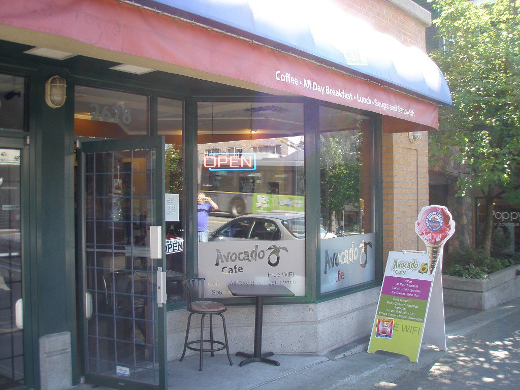 Main Photo:  in Vancouver: Kitsilano Retail for sale (Vancouver West)