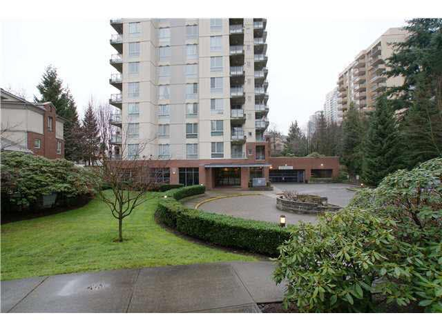 Main Photo: 1501 7077 BERESFORD Street in Burnaby: Highgate Condo for sale (Burnaby East)  : MLS®# V1099698