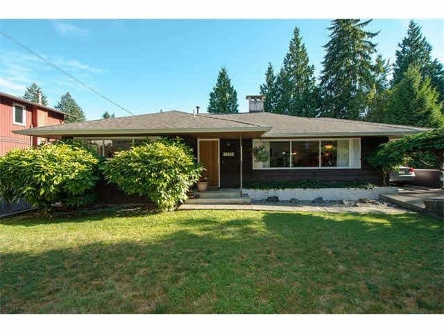 Photo 1: Photos: 1347 DEMPSEY ROAD in North Vancouver: Lynn Valley House for sale : MLS®# R2272592
