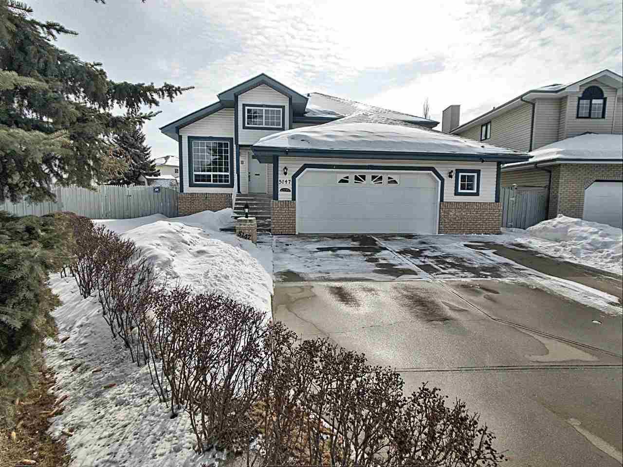 Main Photo: 5147 189 Street in Edmonton: Zone 20 House for sale : MLS®# E4192391