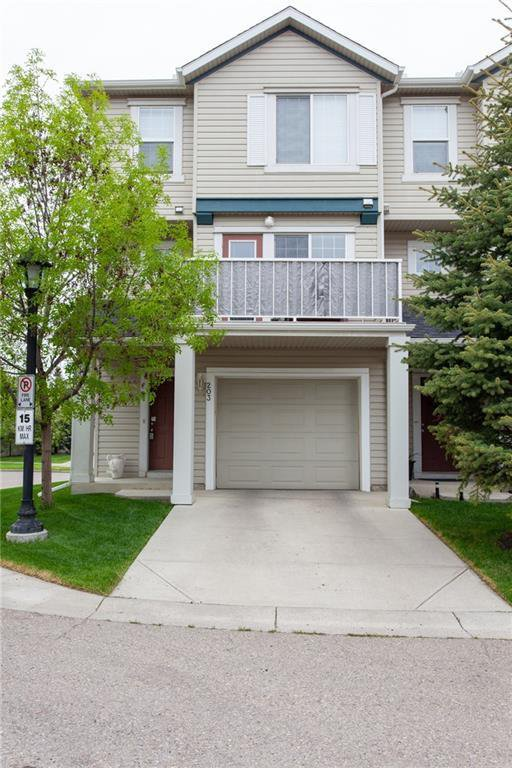 Main Photo: 203 Copperfield Lane SE in Calgary: Copperfield Row/Townhouse for sale : MLS®# C4299964