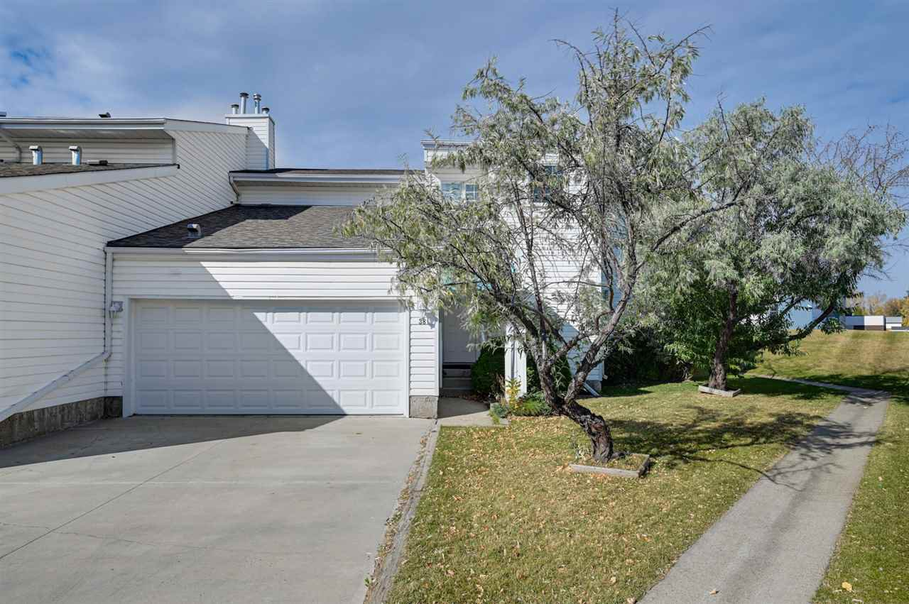 Main Photo: 38 2911 36 Street in Edmonton: Zone 29 Townhouse for sale : MLS®# E4216728