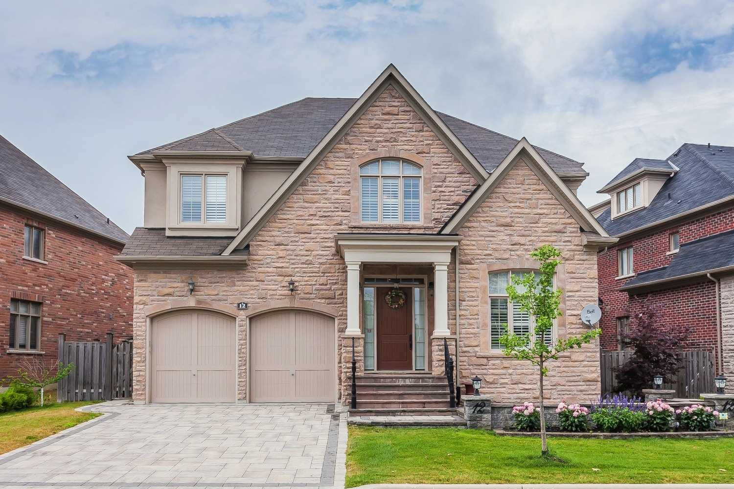 Main Photo: 12 Stollery Pond Cres in Markham: Angus Glen Freehold for sale : MLS®# N4827492