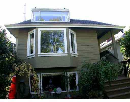 Main Photo: 3844 W. 14TH AV in Vancouver: Point Grey House for sale (Vancouver West)  : MLS®# V562574