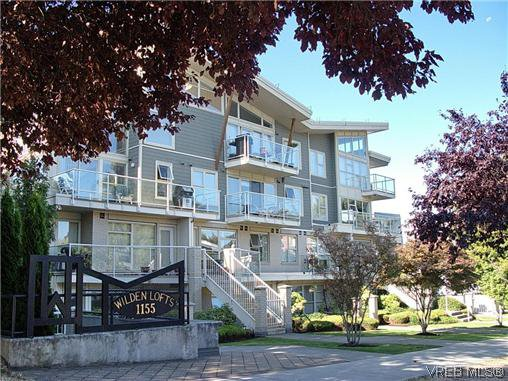 Main Photo: 204 1155 Yates St in VICTORIA: Vi Downtown Condo Apartment for sale (Victoria)  : MLS®# 605628