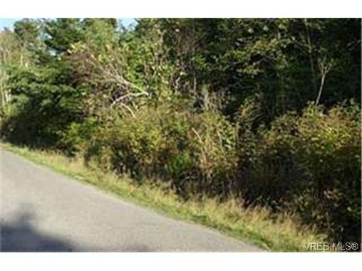 Main Photo: LOT B Robinson Rd in SOOKE: Sk Otter Point Land for sale (Sooke)  : MLS®# 322255