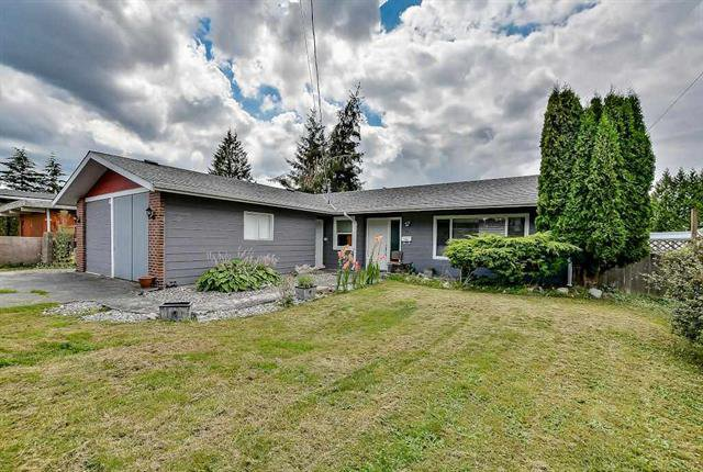 Main Photo: 12087 227 Street in Maple Ridge: East Central House for sale : MLS®# R2094272