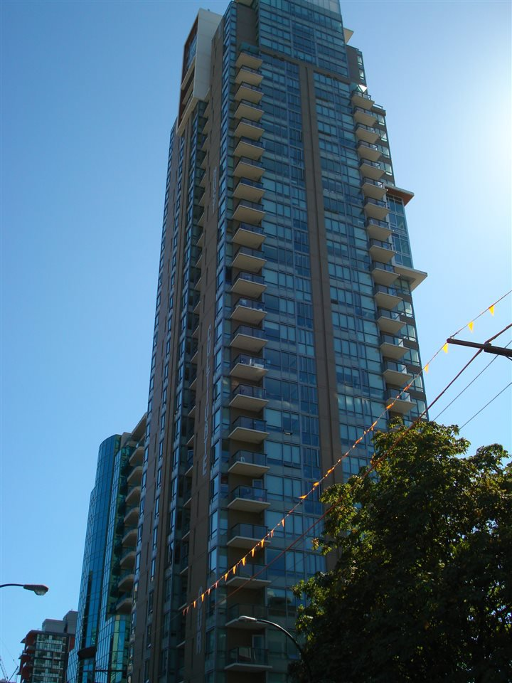 Main Photo: 2207 1308 HORNBY STREET in Vancouver: Downtown VW Condo for sale (Vancouver West)  : MLS®# R2109825