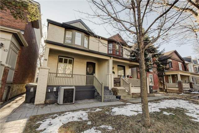 Main Photo: 41 Grandview  Ave in Toronto: North Riverdale Freehold for sale (Toronto E01)  : MLS®# E3683564