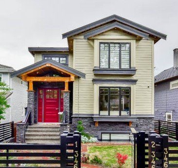 Main Photo: 3467 WELLINGTON AVENUE in Vancouver: Collingwood VE House for sale (Vancouver East)  : MLS®# R2084726