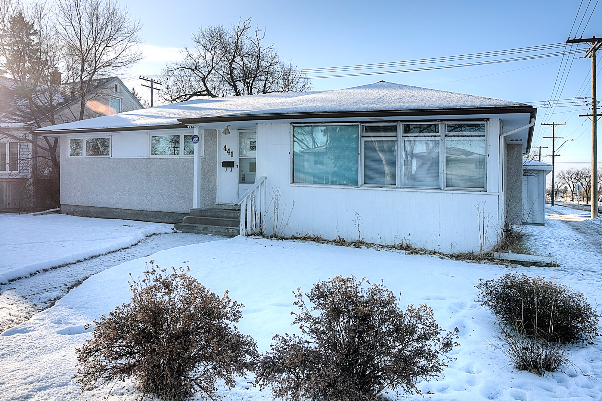 Main Photo: 441 Cordova Street in Winnipeg: Crescentwood Single Family Detached for sale (1D)  : MLS®# 1831989