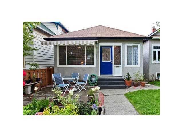 Main Photo: 627 E 21ST AVENUE in : Fraser VE House for sale : MLS®# V891398