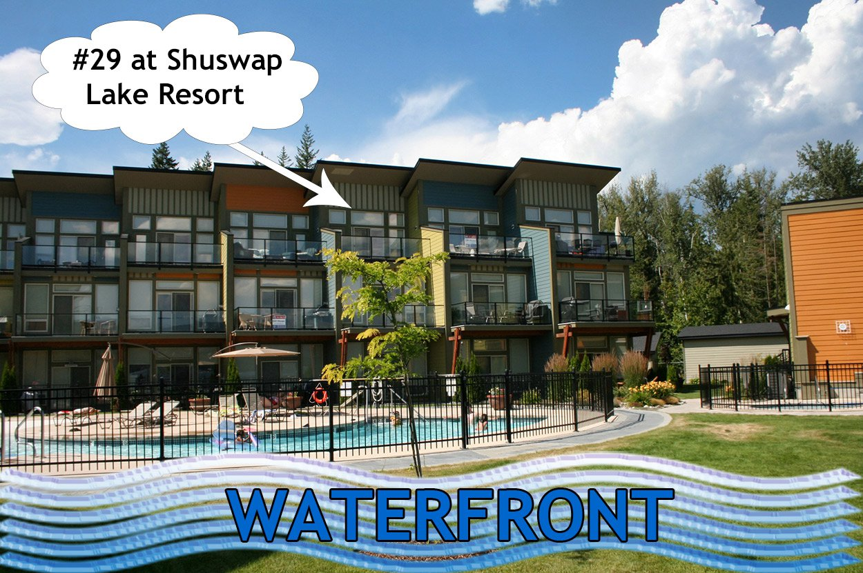 #29 - 1134 Pine Grove Road - Shuswap Lake Resort