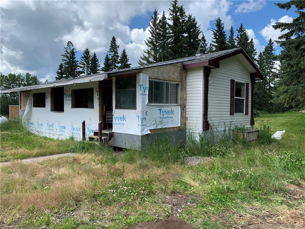Main Photo: 370028 Range Road 6-1 in Rural Clearwater County: CM Rural Clearwater Residential Acreage for sale (Clearwater County)  : MLS®# CA0172894