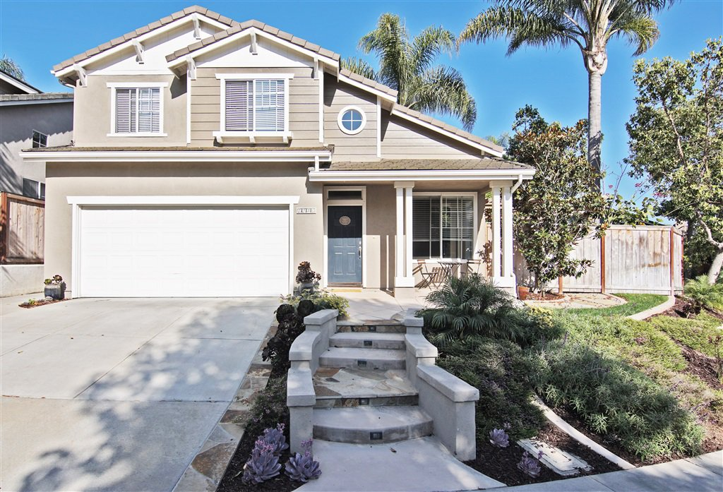 Main Photo: CARLSBAD SOUTH House for sale : 3 bedrooms : 7750 CORTE MARIN in CARLSBAD